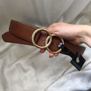 Express Double Buckle Belt